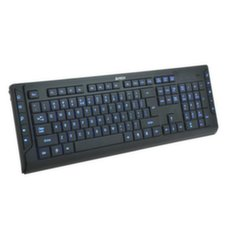 A4 Tech - KD-600L Black USB (Blue Light)