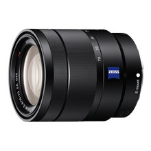 Sony Vario-Tessar T* E 16-70mm f/4 ZA OSS, Juoda kaina ir informacija | Objektyvai | pigu.lt