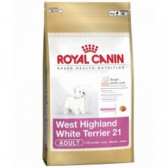 Royal Canin West Highland White Terrier 21, 3 kg