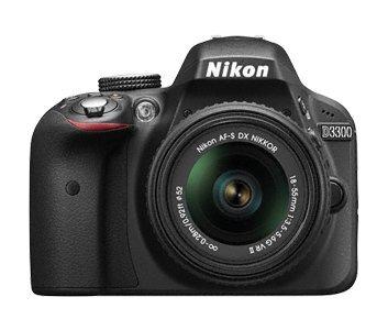 Nikon D3300 + 18-105VR kaina ir informacija | Skaitmeniniai fotoaparatai | pigu.lt