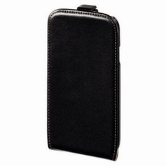 HAMA Smart Case Mobile Phone Window Case for Sony Xperia M, black kaina ir informacija | Telefono dėklai | pigu.lt