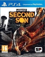 inFamous: Second Son, PS4