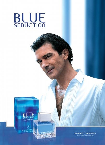 Tualetinis vanduo Antonio Banderas Blue Seduction EDT vyrams 50 ml internetu