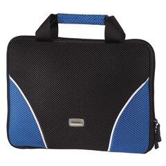 Krepšys Hama, skirtas nešiojamiems 7-9'' DVD grotuvams, juodas/mėlynas