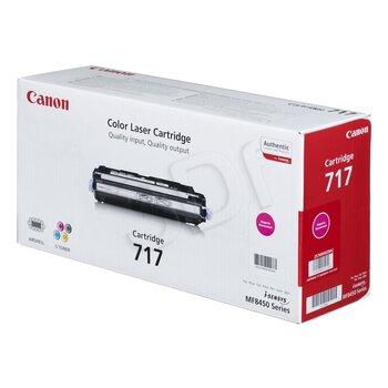 Canon - Toner 717M PURPUROWY 4k