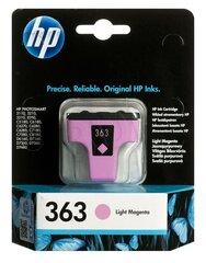 HP - Tusz nr 363 Jasny Purpurowy Foto C8775EE kaina ir informacija | Kasetės rašaliniams spausdintuvams | pigu.lt