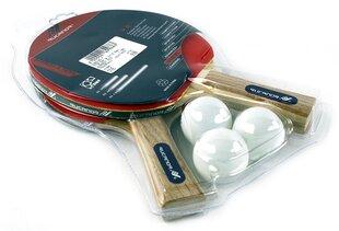 Stalo teniso rinkinys Rucanor TTB Set kaina ir informacija | Stalo teniso stalai,  raketės, kamuoliukai | pigu.lt