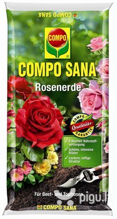 COMPO SANA Substratas rožėms, 20L