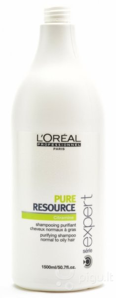 Šampūnas L'Oreal Professionnel Paris Serie Expert Pure Resource 1500 ml