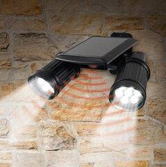 LED lauko prožektorius su judesio davikliu kaina ir informacija | Lauko šviestuvai | pigu.lt