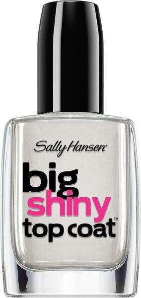 Viršutinis nagų lako sluoksnis Sally Hansen Big Shiny Top Coat 11.8 ml