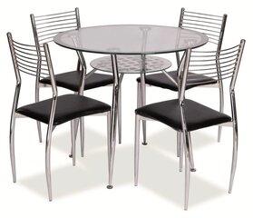 Stalas Molar Ø90cm kaina ir informacija | Virtuvės stalai, staliukai | pigu.lt
