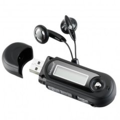 Intenso MP3 grotuvas 8GBMusic Walker LCD