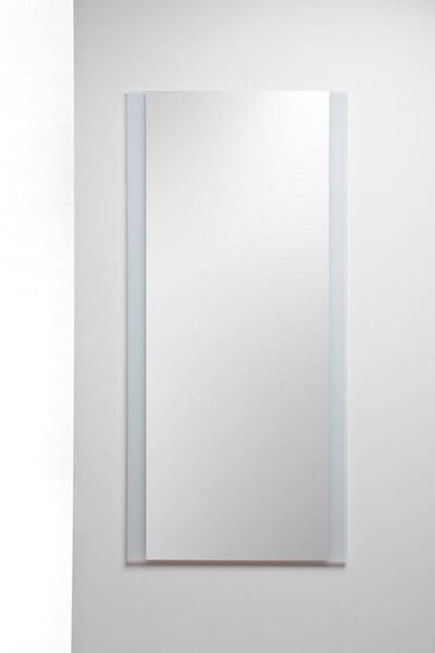 Pakabinamas veidrodis Gravera Lungo, sidabrinis