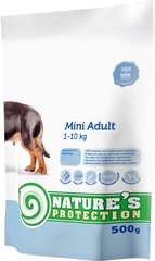 Nature's Protection Dog Mini Adult, 7,5 kg