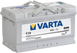 Akumuliatorius Varta Silver Dynamic F18 85Ah 800A kaina ir informacija | Akumuliatoriai | pigu.lt
