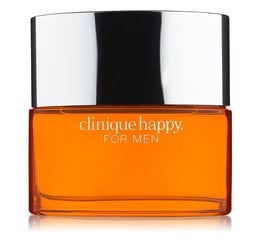 Tualetinis vanduo Clinique Happy For Men EDT vyrams 50 ml