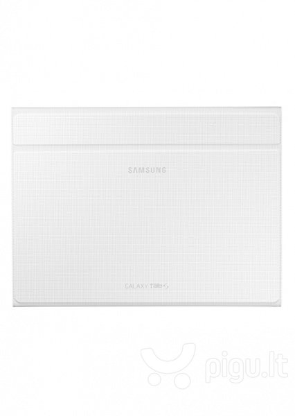 Samsung Galaxy Tab S 10.5 book cover BT800BWE White