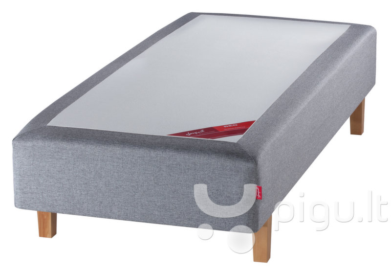 Kušetė Sleepwell RED Pocket Light Grey
