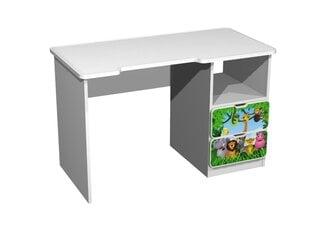 Rašomasis stalas Ami 1 kaina ir informacija | Vaiko kambario baldai | pigu.lt