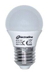 LED lemputė globo mini 3W kaina ir informacija | Elektros lemputės | pigu.lt