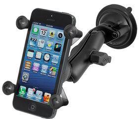 Ram Mount universalus telefono laikiklis prie stiklo metaline koja kaina ir informacija | Telefono laikikliai | pigu.lt