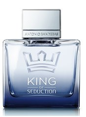 Tualetinis vanduo Antonio Banderas King Of Seduction EDT vyrams 100 ml