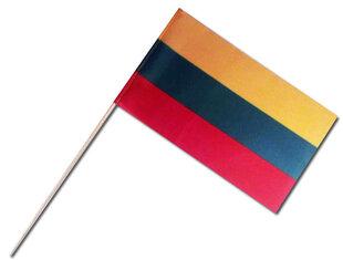 Suvenyrinė medžiaginė vėliavėlė