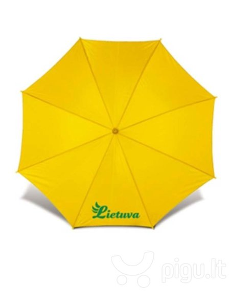 "Skėtis ""Lietuva"" geltonas"