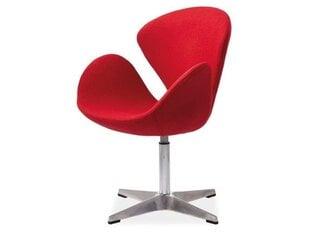 Fotelis Devon, raudonas kaina ir informacija | Sofos, foteliai ir minkšti kampai | pigu.lt