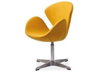 Fotelis Devon, geltonas kaina ir informacija | Sofos, foteliai ir minkšti kampai | pigu.lt