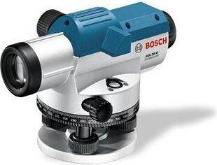 Optinis nivelyras Bosch GOL 20 G kaina ir informacija | Mechaniniai įrankiai | pigu.lt