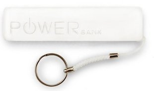 Qoltec Power Bank 2600 mAh
