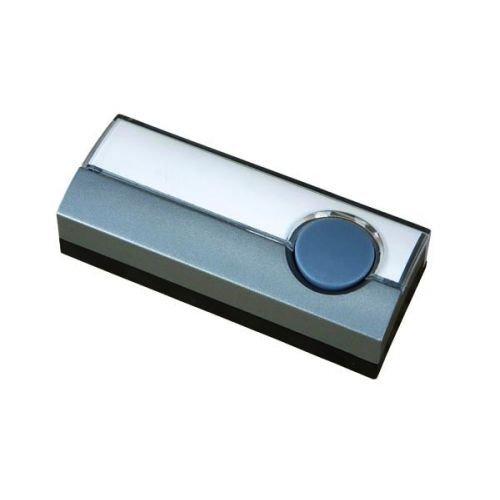 Durų skambučio mygtukas Zamel Bulik kaina ir informacija | Durų skambučiai | pigu.lt