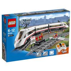 60051 LEGO® City Greitasis keleivinis traukinys