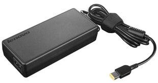 LENOVO AC nešiojamo kompiuterio adapteris 135W, juodas kaina ir informacija | Maitinimo šaltiniai kompiuteriams ir kt. | pigu.lt