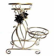 Stovas gėlėms 40-1181 65*47cm 2vnt. kaina ir informacija | Gėlių stovai, vazonų laikikliai | pigu.lt