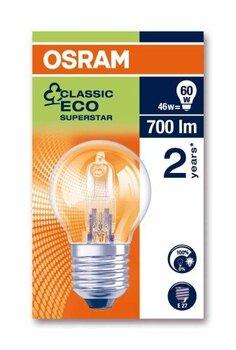 Halogeninė lempa Osram P ECO 46W E27