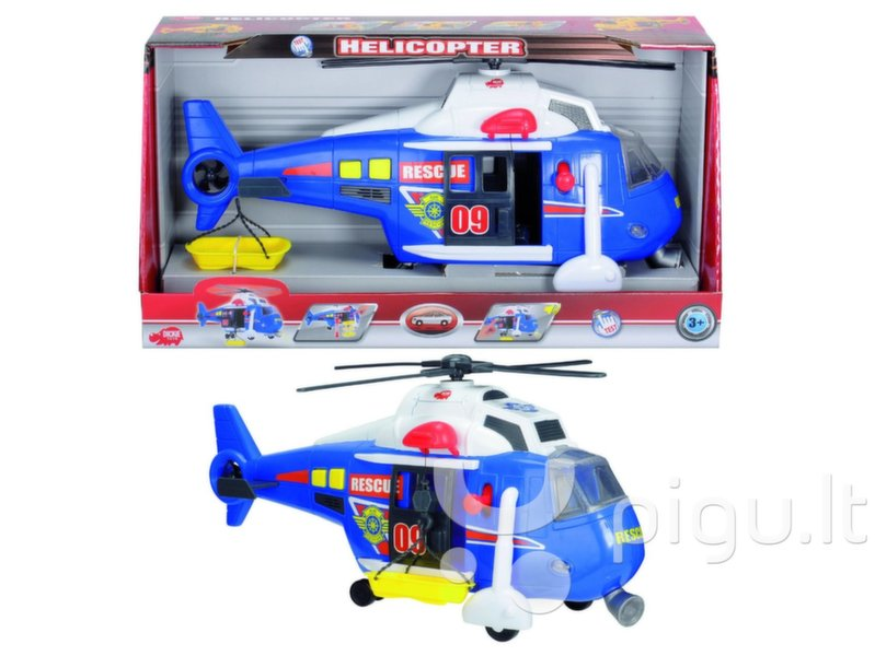 Sraigtasparnis Dickie Toys