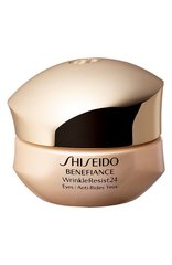 Stangrinamasis akių kontūro kremas Shiseido Benefiance Wrinkle Resist 24 Eye Cream 15 ml