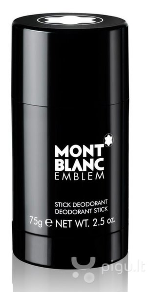 Pieštukinis dezodorantas Mont Blanc Emblem vyrams 75 ml