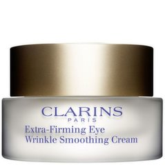Paakių kremas nuo raukšlių Clarins Extra Firming Eye Wrinkle Smoothing Cream 15 ml kaina ir informacija | Kremai, serumai, kaukės paakiams | pigu.lt