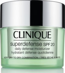 Drėkinamasis veido kremas Clinique Superdefense SPF20 50 ml