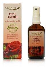 Rožių vanduo Saflora 100 ml kaina ir informacija | Eteriniai, kosmetiniai aliejai, hidrolatai | pigu.lt