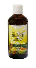 Migdolų aliejus kūno odai Saflora 100 ml kaina ir informacija | Kūno kremai, losjonai | pigu.lt