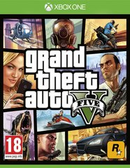 GRAND THEFT AUTO V (GTA 5), Xbox One