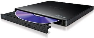LG External Ultraslim DVD Writer (GP57EB40)