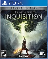 Dragon Age Inquisition, PS4
