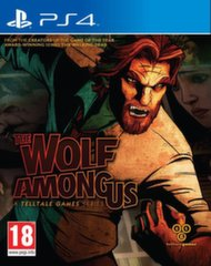 Žaidimas The Wolf Among Us, PS4