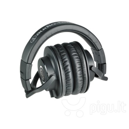 Audio Technica ATH-M40X Professional Monitor Headphones kaina